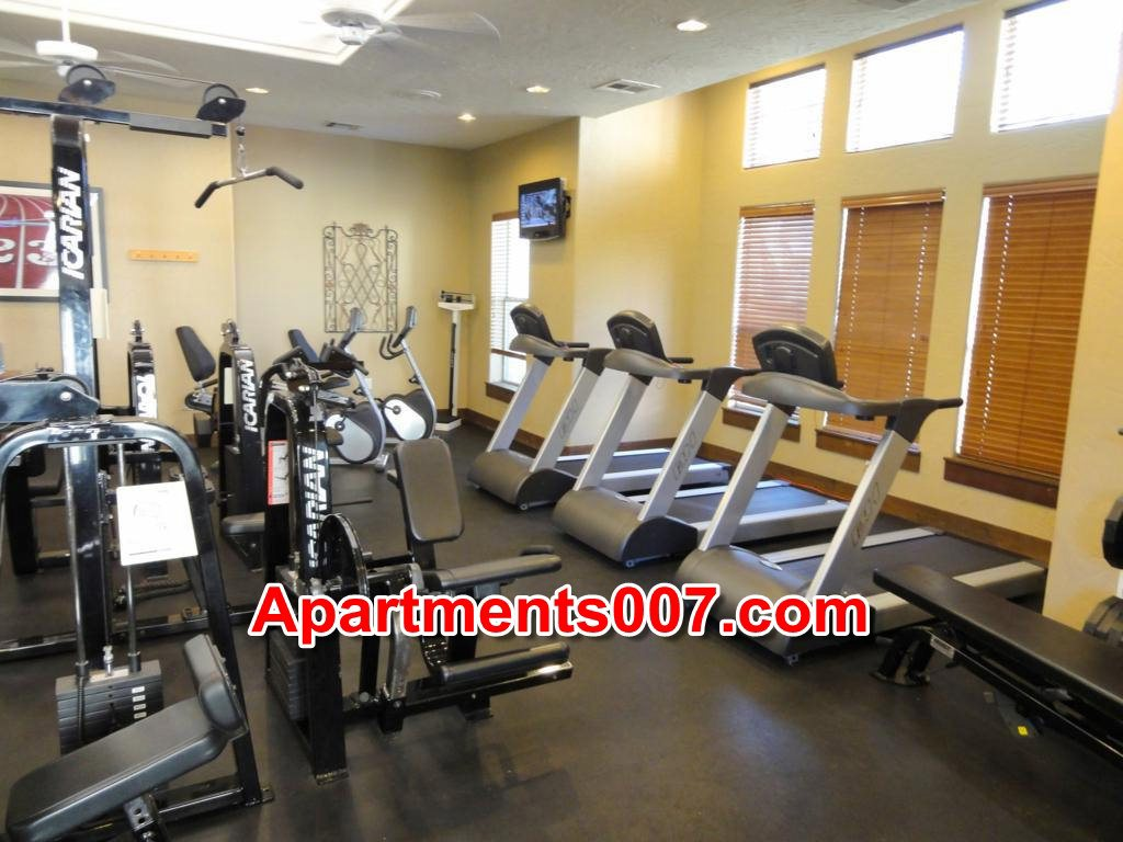 Austin Apartments with GREAT Fitness Centers!